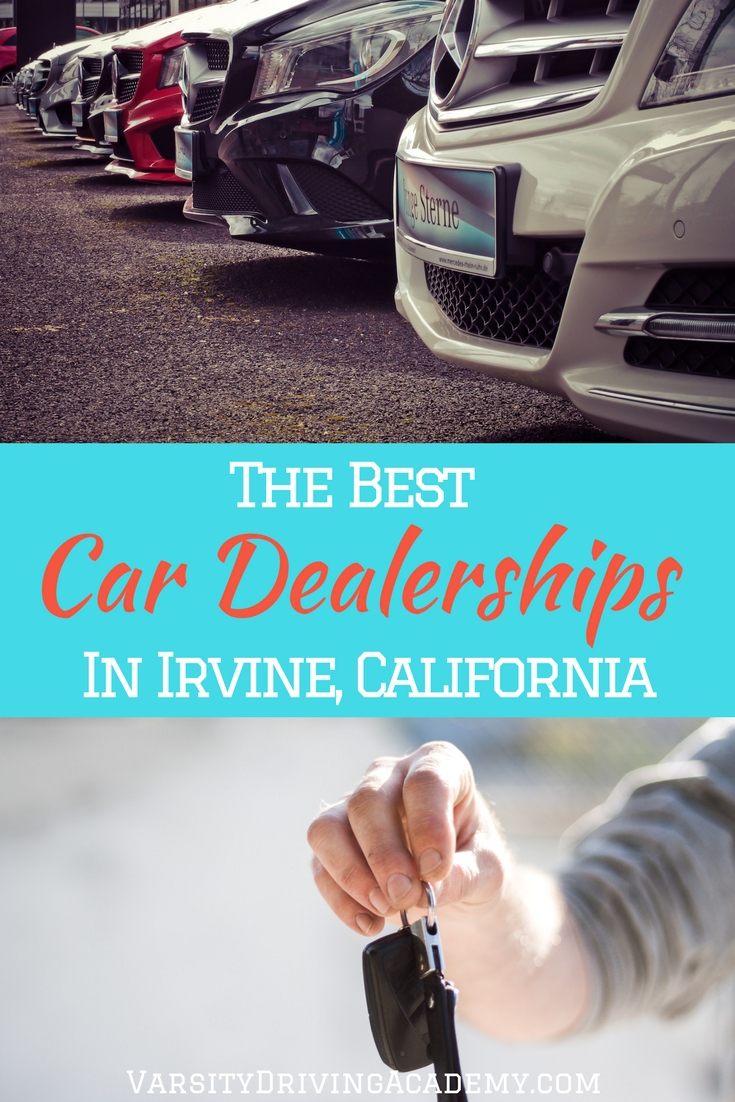 Find the best car for you at one of the many different car dealerships in Irvine California and drive off in your dream car today.