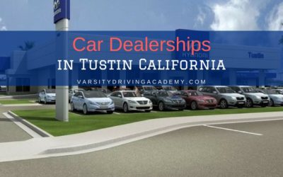Car Dealerships in Tustin CA