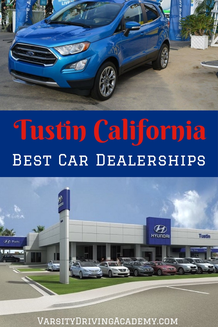 Head to the car dealerships in Tustin CA to find out what they can do for teens who are buying their first car or families who are replacing an older one.