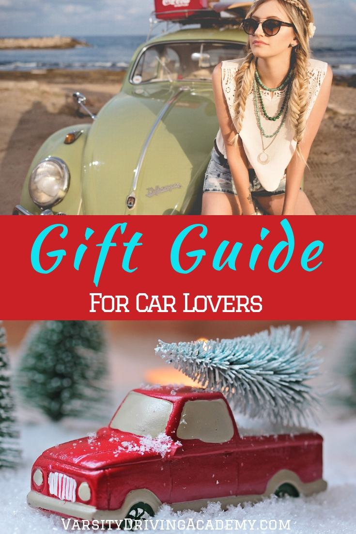 If you know someone who loves cars or maybe you love your car, you'll need a car lovers gift guide to find the best car gifts of 2018.