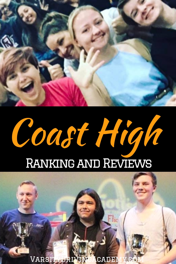 Figuring out the Coast High School ranking will help parents and students determine how well the school does at providing tools for a bright future.