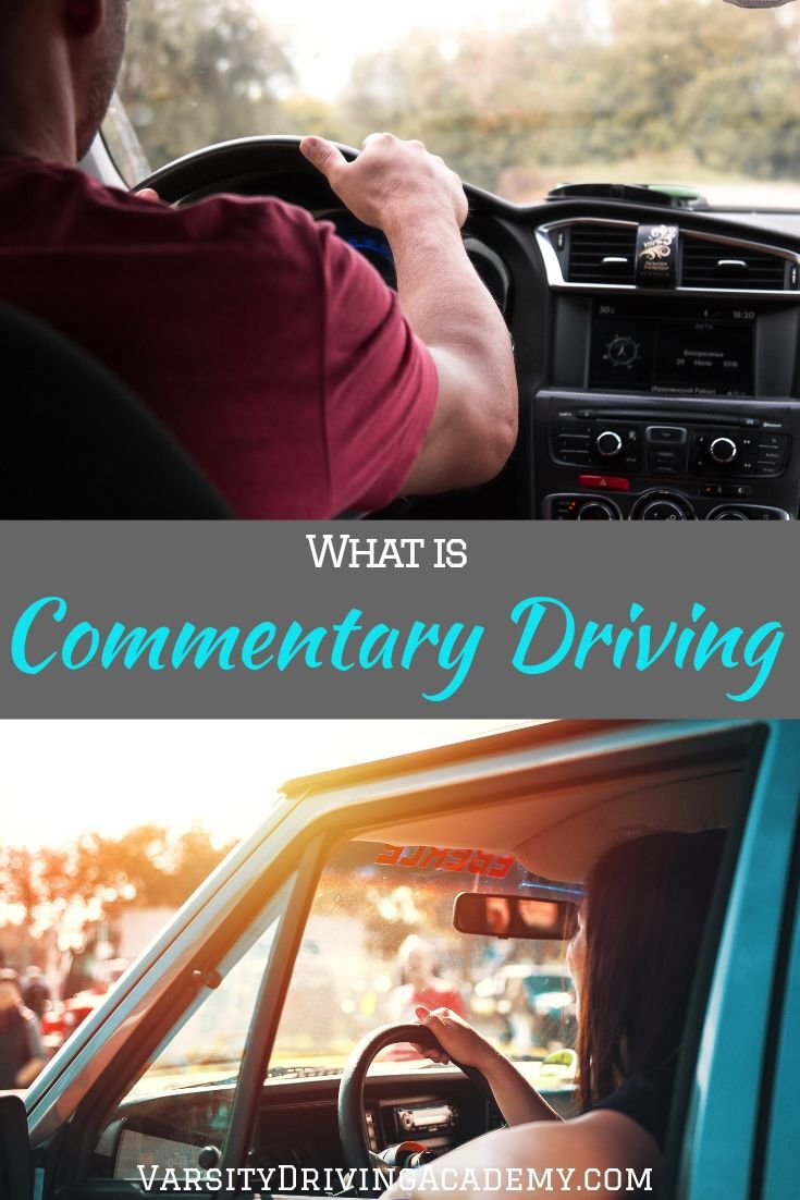 Use the idea of commentary driving to get the best tips for parents of new drivers as your teen works to get their driver's license.