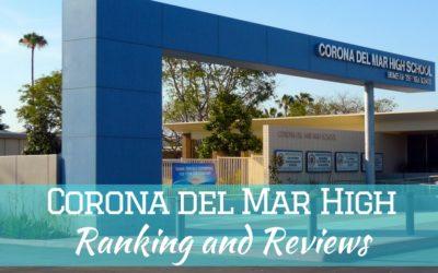 Corona del Mar High School Ranking and Reviews