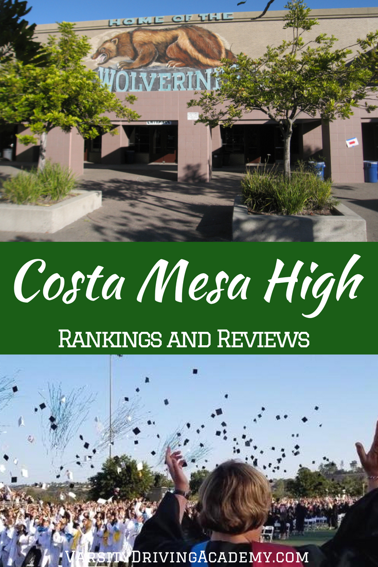 Research using Costa Mesa High School ranking and reviews and find out if this school is the school for your students and their future.