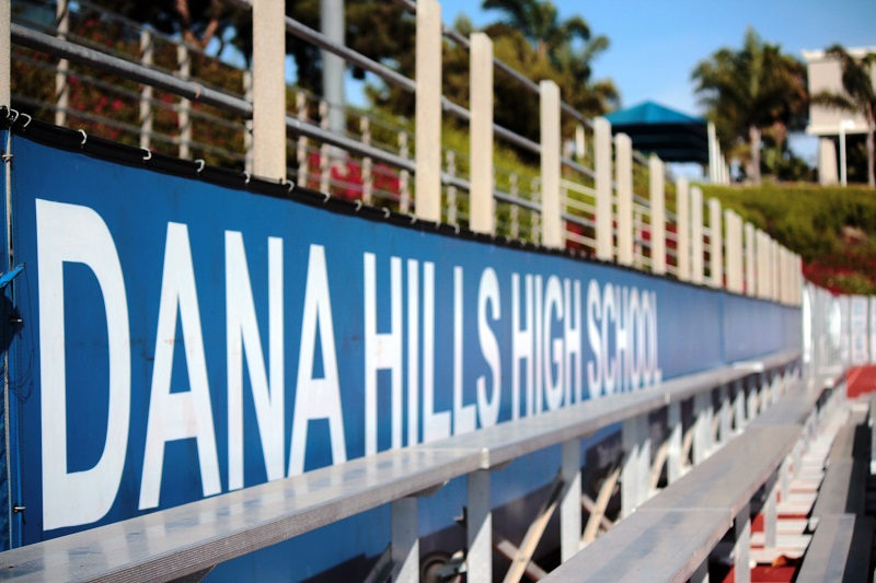 If you're looking for which Dana Point high school you can attend you may assume Dana Hills High is the only option, but you may be wrong.
