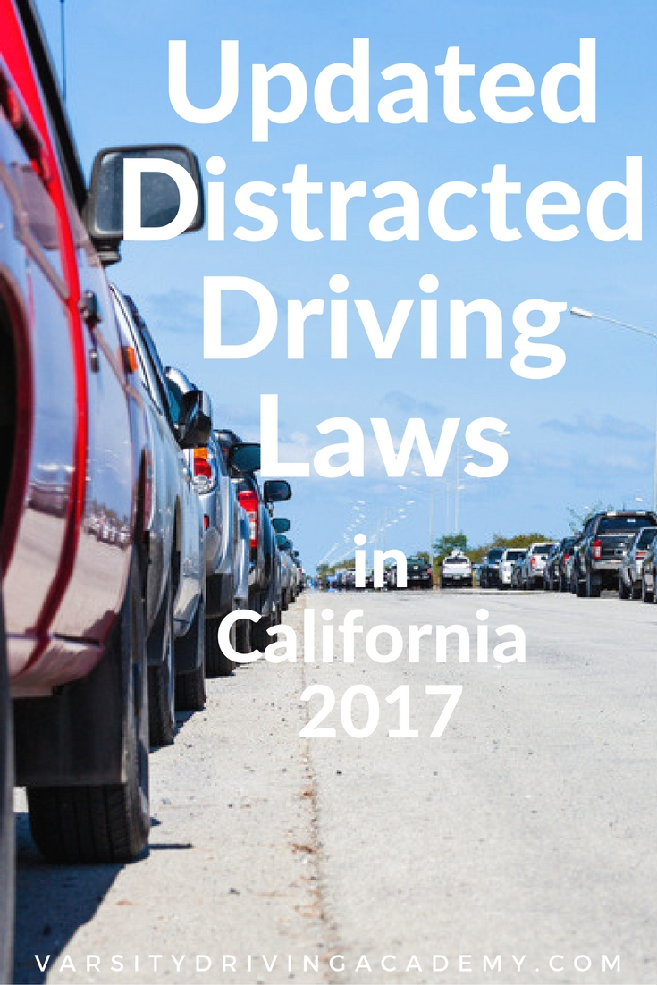 Being conscious of the distracted driving law updates for 2017 is the best way to avoid getting in trouble with the law while driving.
