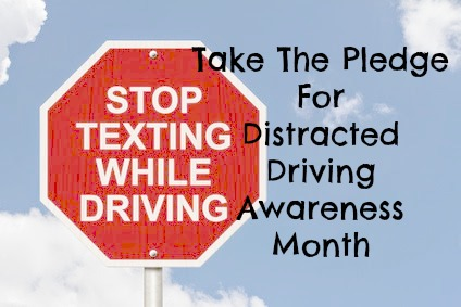 Distracted Driving Month