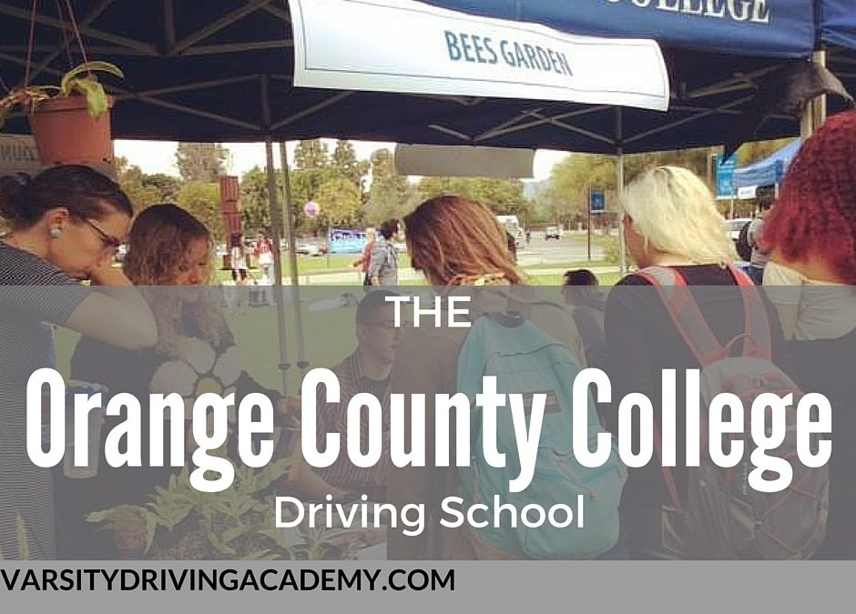 Driving School For Orange County Colleges VDA