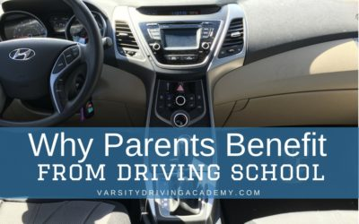 Why a Driving School is Better For Parents