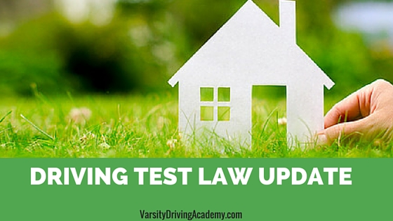 Driving Test Law Update Featured