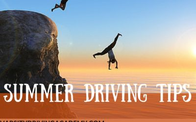 Safe Driving Tips for Summer