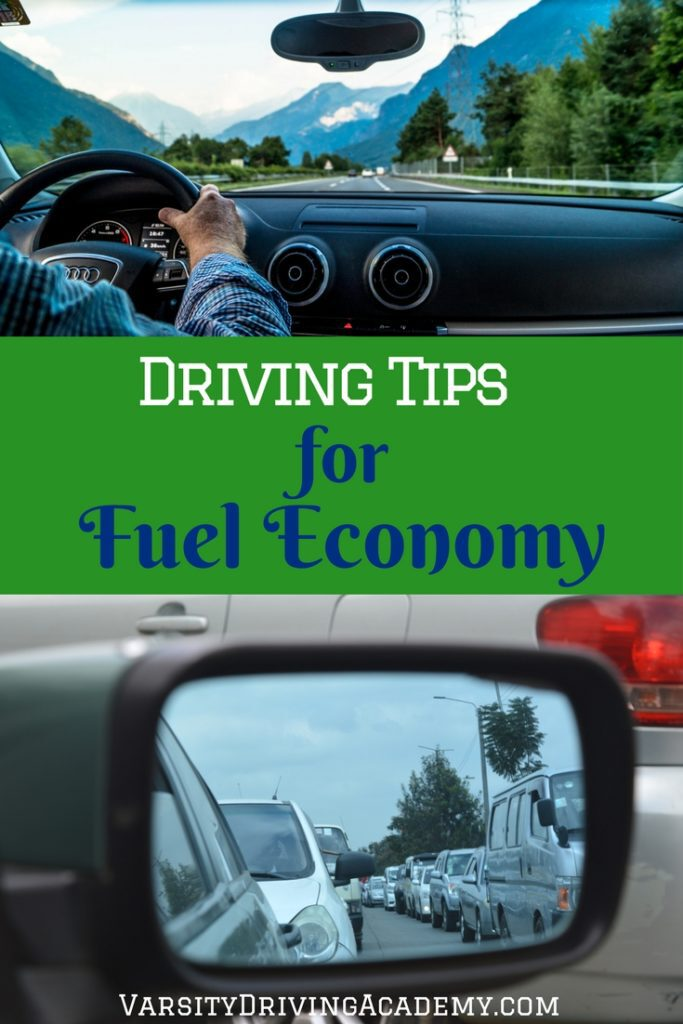The best driving tips for fuel economy can help you save money on gas by making sure a gallon of gas last for as long as it can.
