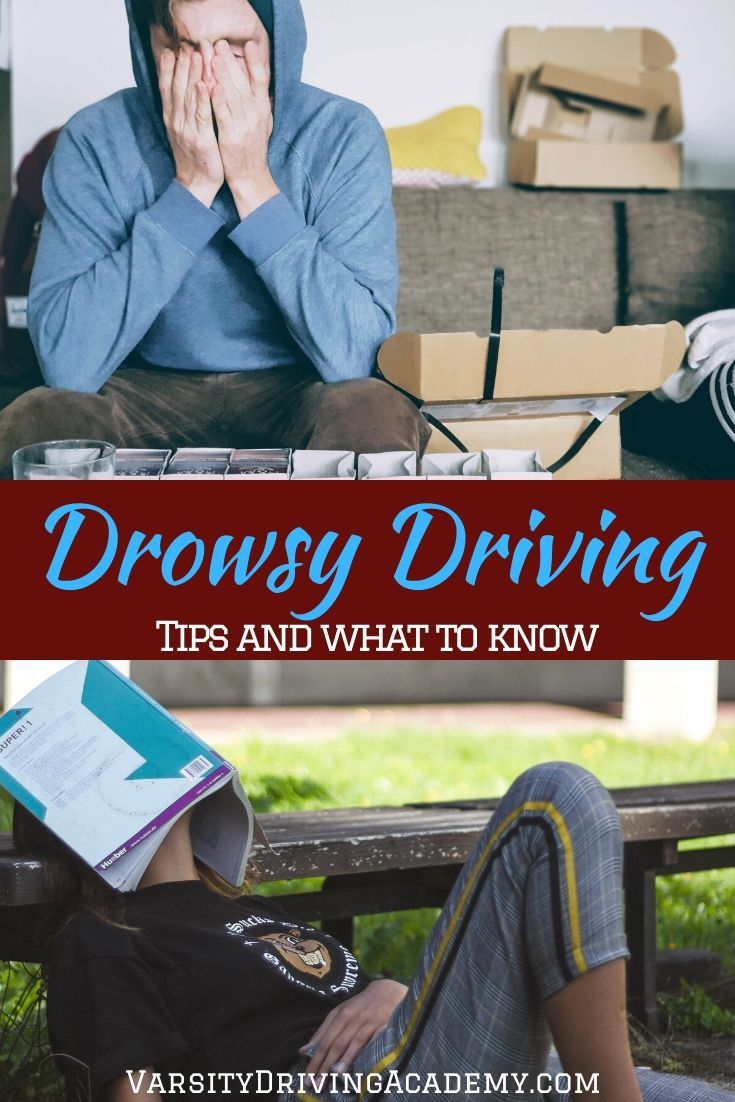 The best drowsy driving tips will help you to understand the dangers of driving when tired and they may even save your life.