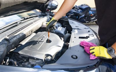 10 Things to Know About Changing Your Oil