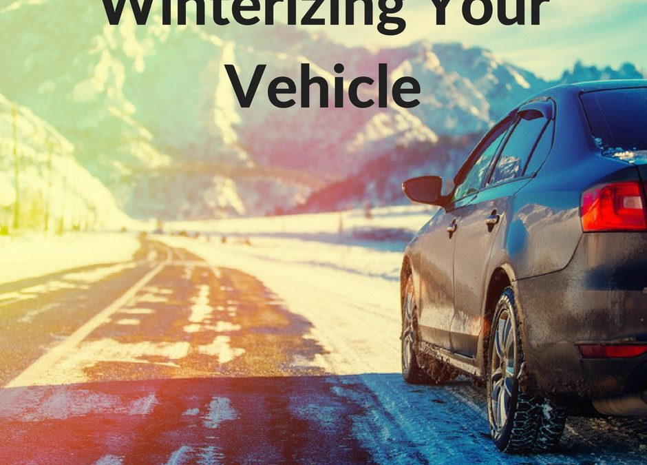 Winter Tips For Your Car