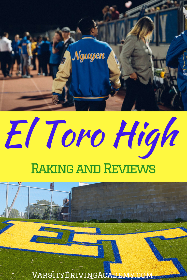 Find out what the El Toro High School ranking is and how it compares to other high schools in California before you attend.