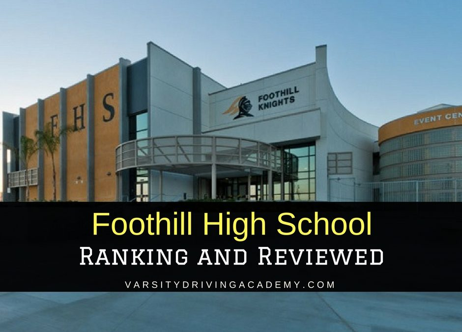 Foothill High School in Tustin – Ratings to Know