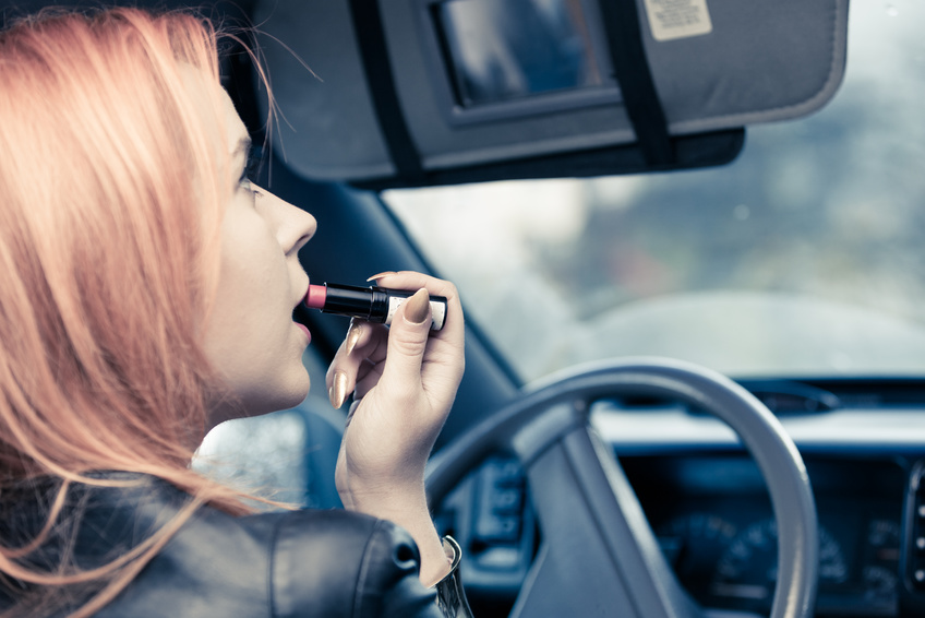 Prepare Teens For Driving Distractions