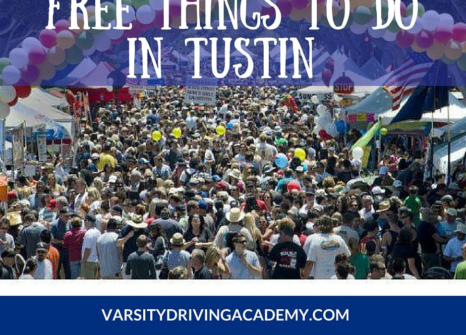 Free Things To Do in Tustin Featured