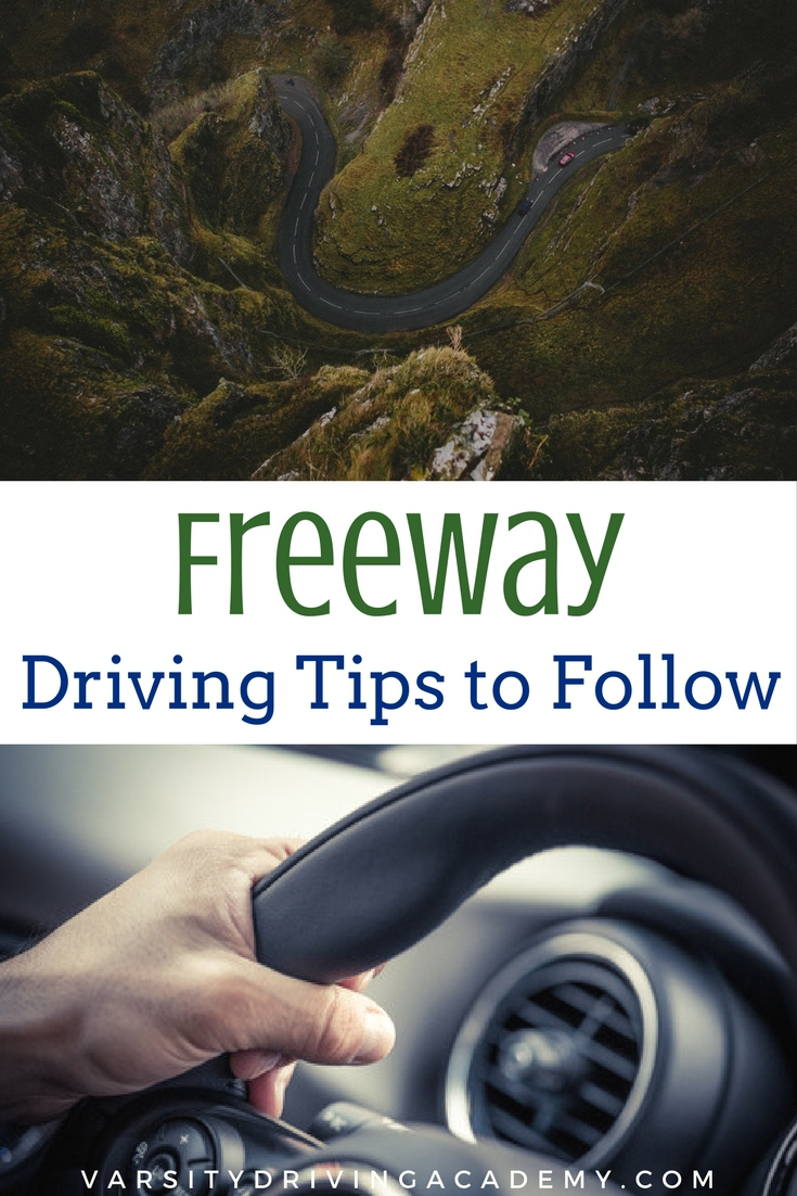 Stay as safe as possible while behind the wheel with some of the best freeway driving tips to be used when driving on any form of highway.