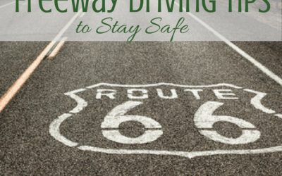 Freeway Driving Tips to Follow