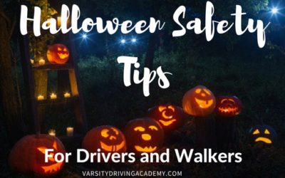 Halloween Safety Tips For Motorists and Pedestrians