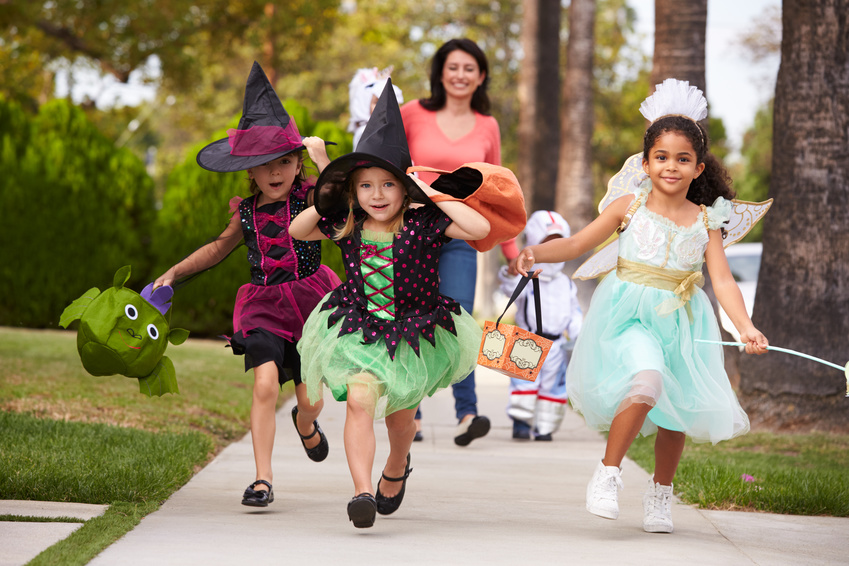 Halloween Safety Tips For Families