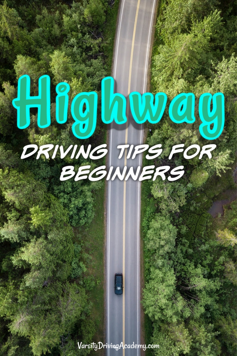 There are some easy highway driving tips for beginners that can make everything less scary and easier to master with practice.