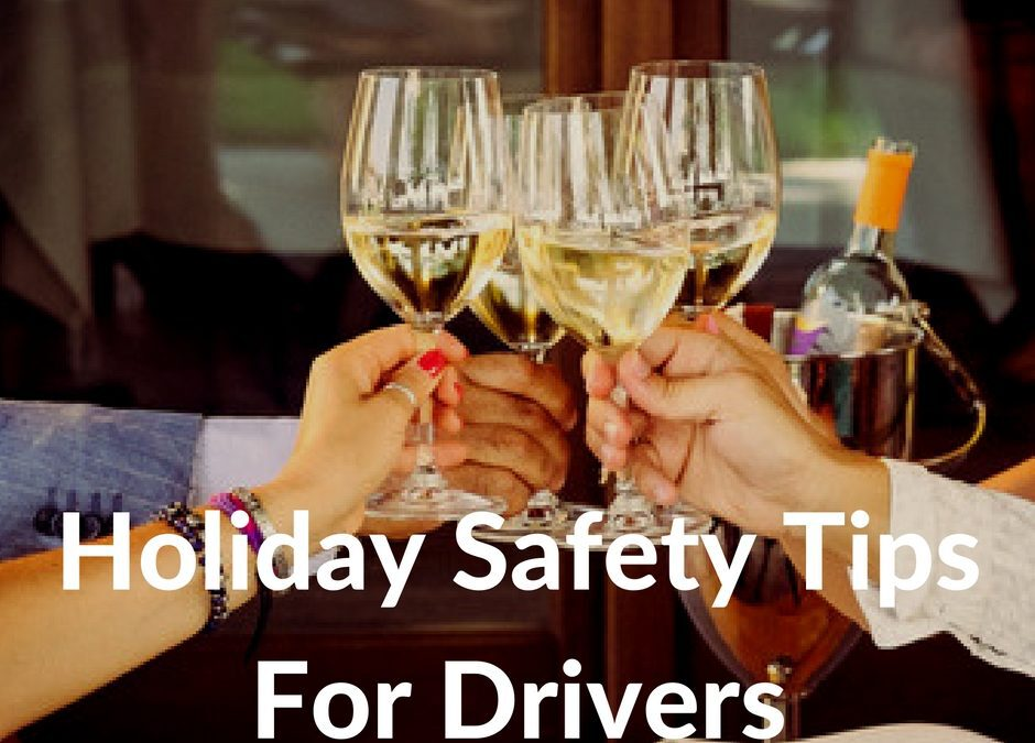 Holiday Safety Reminders For Drivers