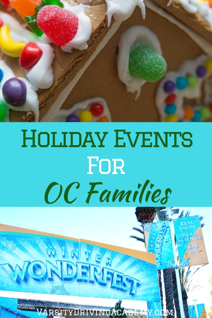 Get out and enjoy the many different holiday things to do for families in Orange County in 2017 and create new family traditions or keep old ones going.