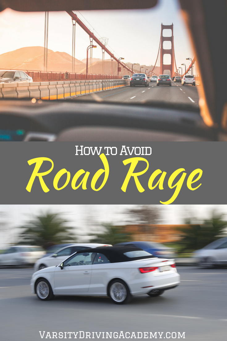 When you know how to avoid road rage you know how to be an even safer driver no matter what situation you find yourself in on the road.