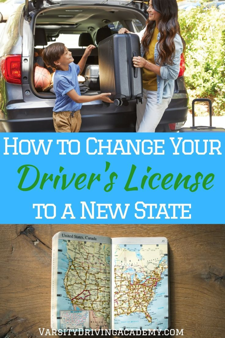 Knowing how to change drivers license to another state requires a little more effort than you may think but it is mandatory.