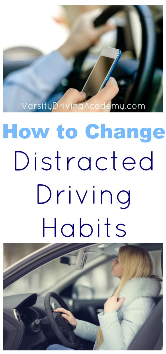 April is National Distracted Driving Awareness Month and it's up to you to change your dangerous habits. However, there are tips to help you along the road to safe driving.