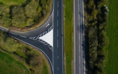 How to Drive Defensively on a Two-Lane Road