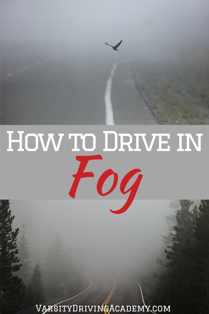 Both new drivers wonder how to drive in fog and seasoned drivers wonder the same, the answers are simple and life-saving.