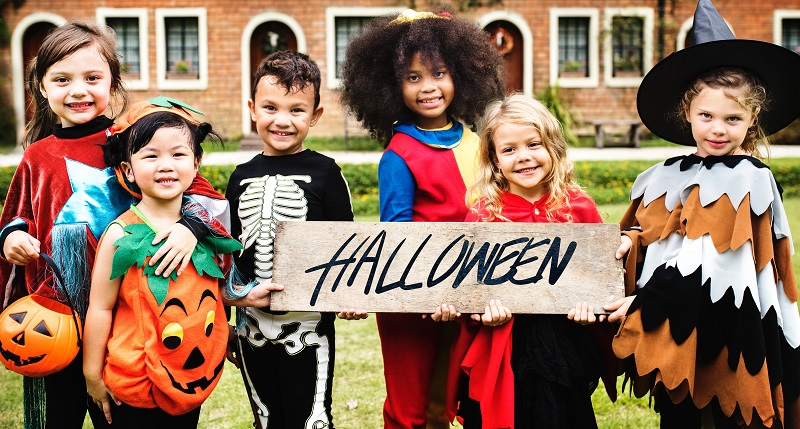 Once you know how to drive on Halloween you can go out and celebrate knowing that you're safe and so are the families trick or treating.