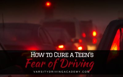 What to Do When your Child is Afraid to Drive