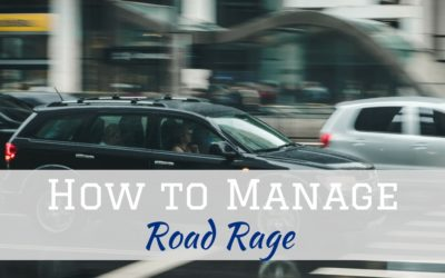 How to Manage Road Rage