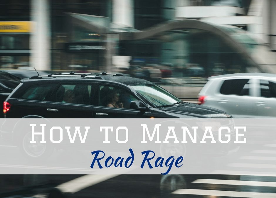 When we learn how to manage road rage we become safer, more defensive drivers in more adverse and dangerous situations on the road.
