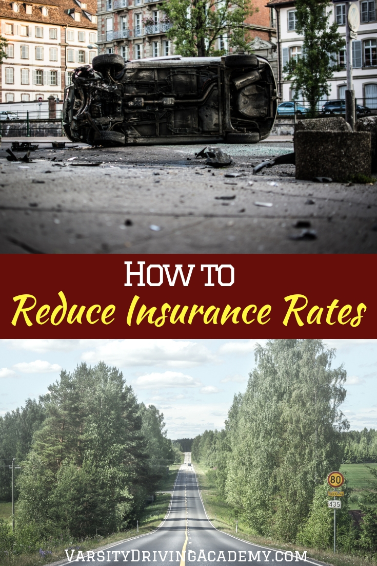 After you're in an accident, you may be asking how to reduce insurance rates after an accident, especially if your rates go up.
