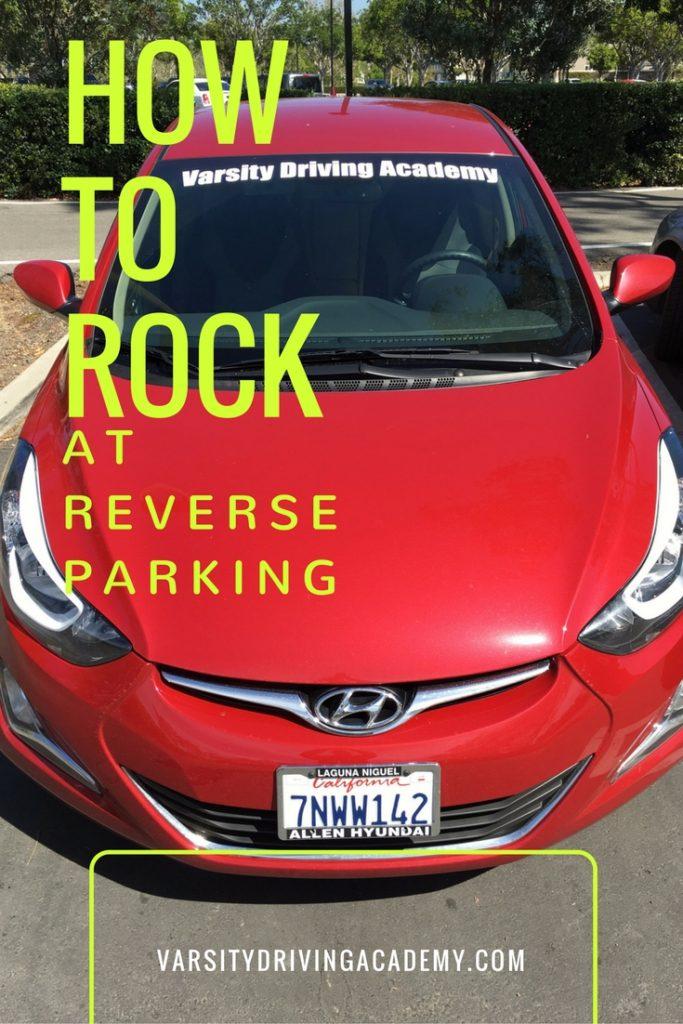 Parking is something we all need to do, and we can do it a few different ways reverse parking is one of the best parking tools we have.