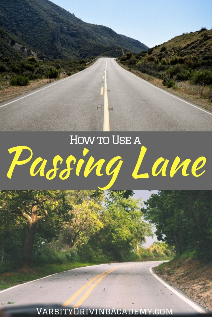 Passing lanes can be dangerous, especially if you don't know how to use a passing lane in a safe way without putting yourself or others at risk.