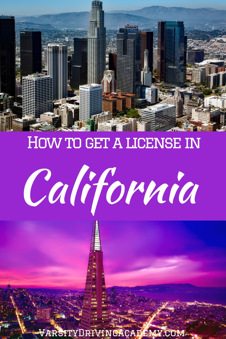 Find out how to get a driving license in California and all the ways Varsity Driving Academy could help make that process easier.
