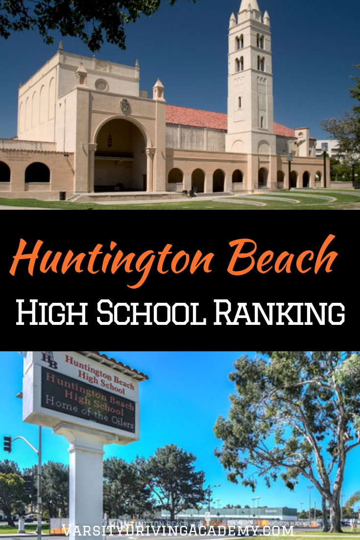 The Huntington Beach High School ranking makes it easier for parents and students to determine if this high school is right for them.