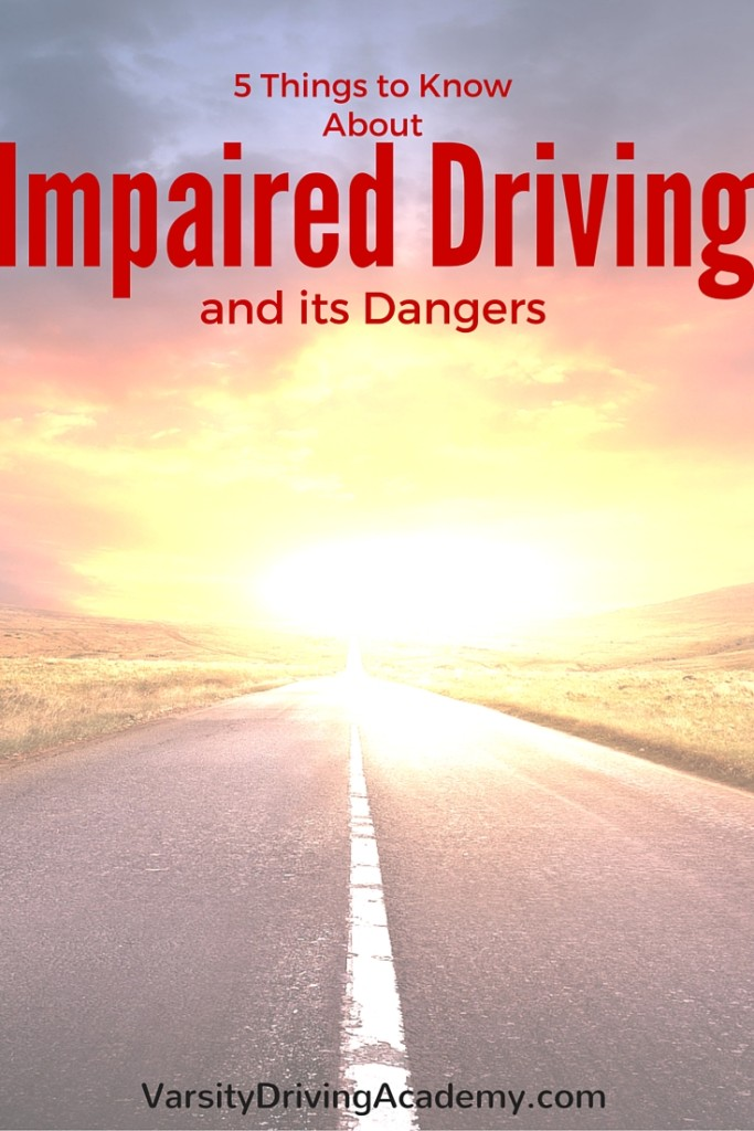 Impaired Driving Dangers (1)