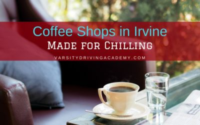 Irvine Coffee Shops to Chill At