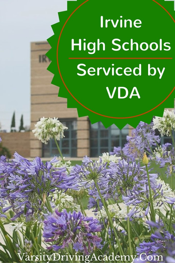 Irvine Driving School - Top Rated Varsity Driving Academy