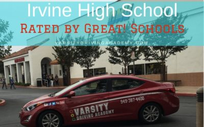 Irvine High School Ranking and Reviews