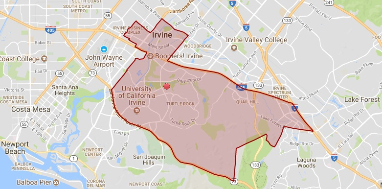 Find out which Irvine California high schools you can attend and get started with enrollment so you can experience the best in California.