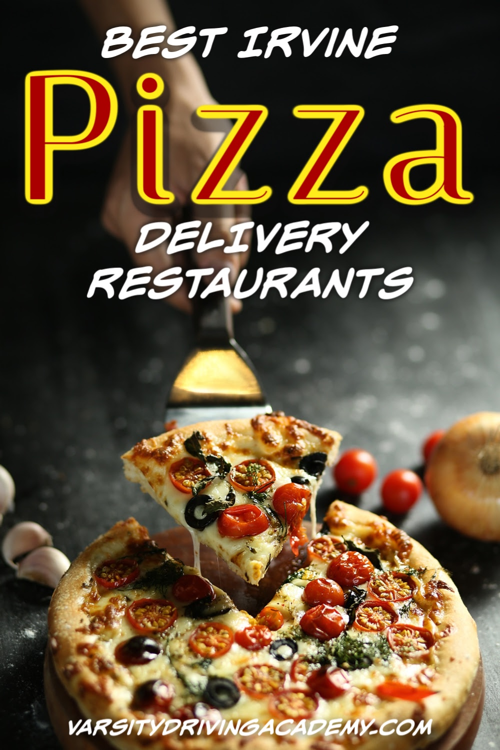Stay in, stay safe, and order some of the best Irvine pizza restaurants with delivery, amazing pizzas, and amazing service.